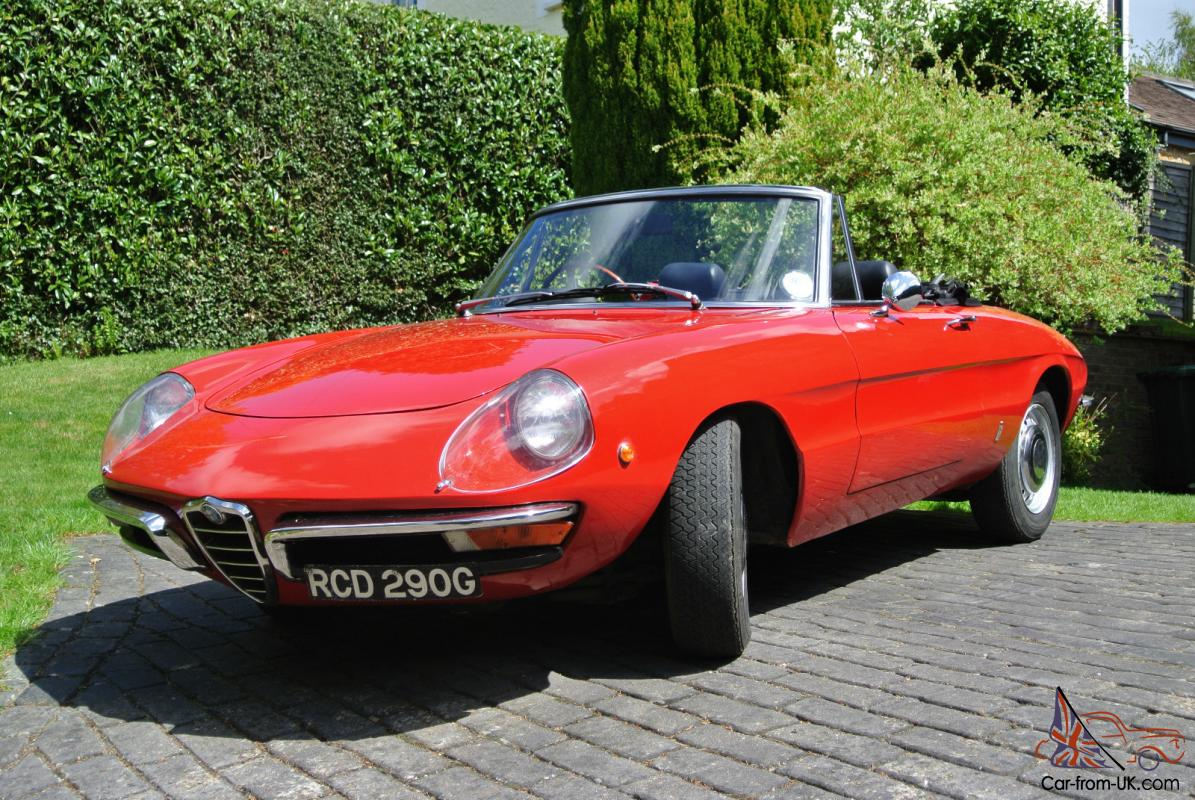 Alfa Romeo Duetto For Sale.html | Autos Post
