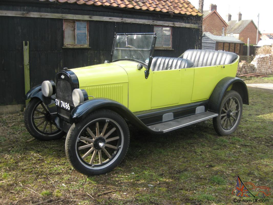 This car was imported to the uk from new zealand hence is rhd roadster 1924 dodge touring 1926 chevy superior