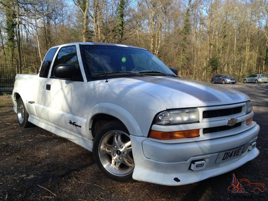 Chevrolet S10 pickup White eBay Motors #151060170932