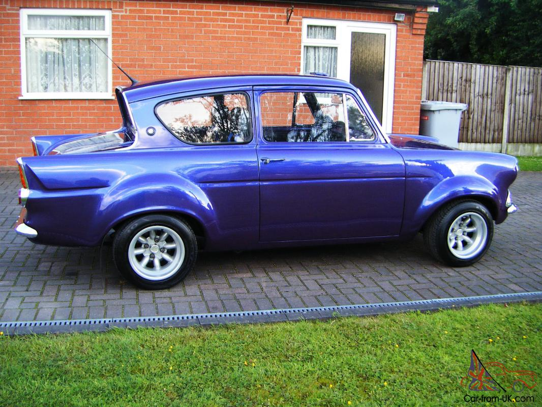 Ford anglia 105e 2 0 vauxhall engine