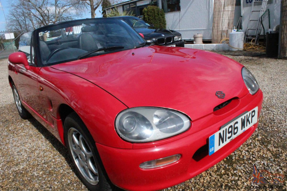 1995 suzuki cappuccino genuine 25k miles immaculate. Black Bedroom Furniture Sets. Home Design Ideas