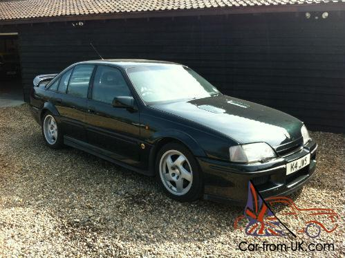 1993 vauxhall lotus carlton standard car 3615cc classic car. Black Bedroom Furniture Sets. Home Design Ideas