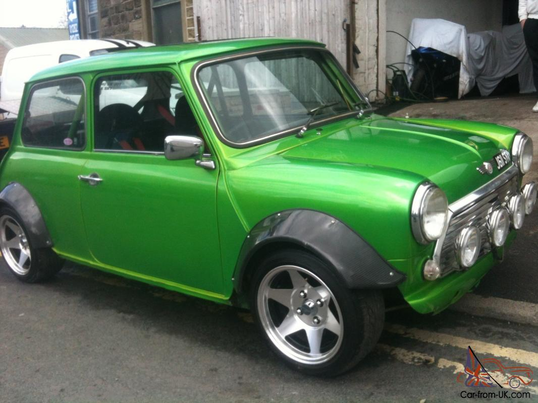 Mini Cooper 1400cc Wiring Harness Front Mk 3 With Alternator