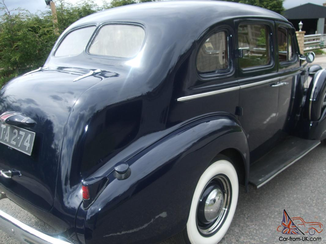 Buick mclaughlin 1936 for Mclaughlin motors used cars