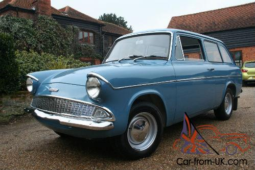 ford anglia 105e 1200cc estate combi deluxe 1963 concourse restoration lhd. Black Bedroom Furniture Sets. Home Design Ideas