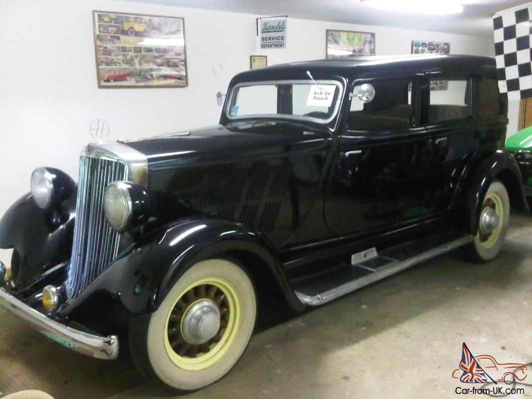 Image result for 1933 Hupmobile