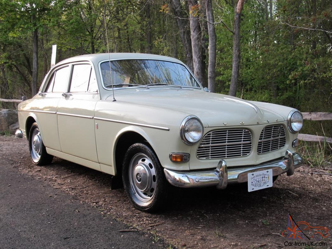 1966 volvo 122 s automatic transmission california one owner 122s. Black Bedroom Furniture Sets. Home Design Ideas
