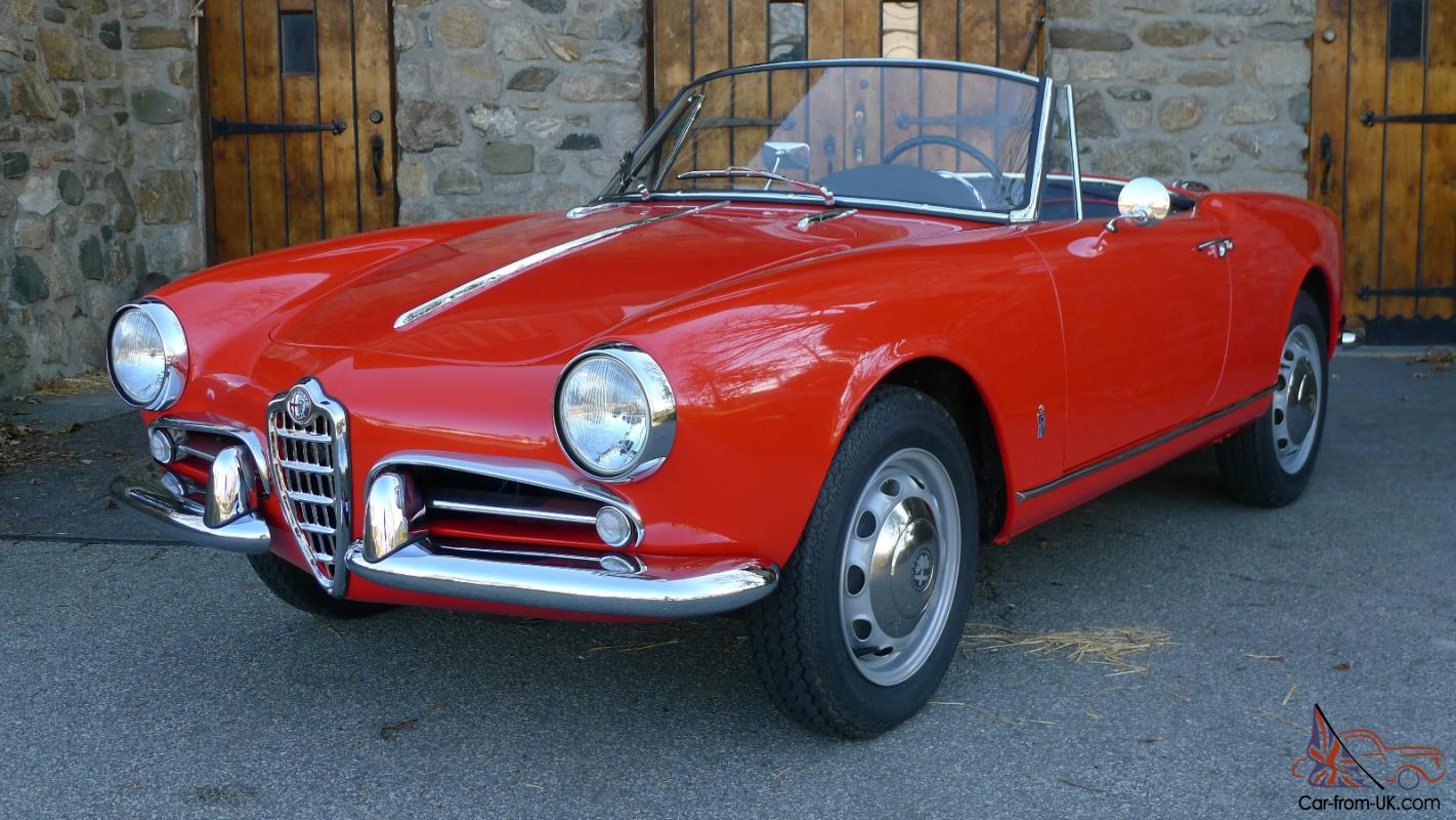 25 as well Throwback Thursdays Cool Cars From The 60s 127037 further 65 Alfa Romeo Giulia Tz 2 moreover 1960 Fiat 1200 Spider also Classic Alfa Romeo Spider Rear View. on 1960s alfa romeo spider