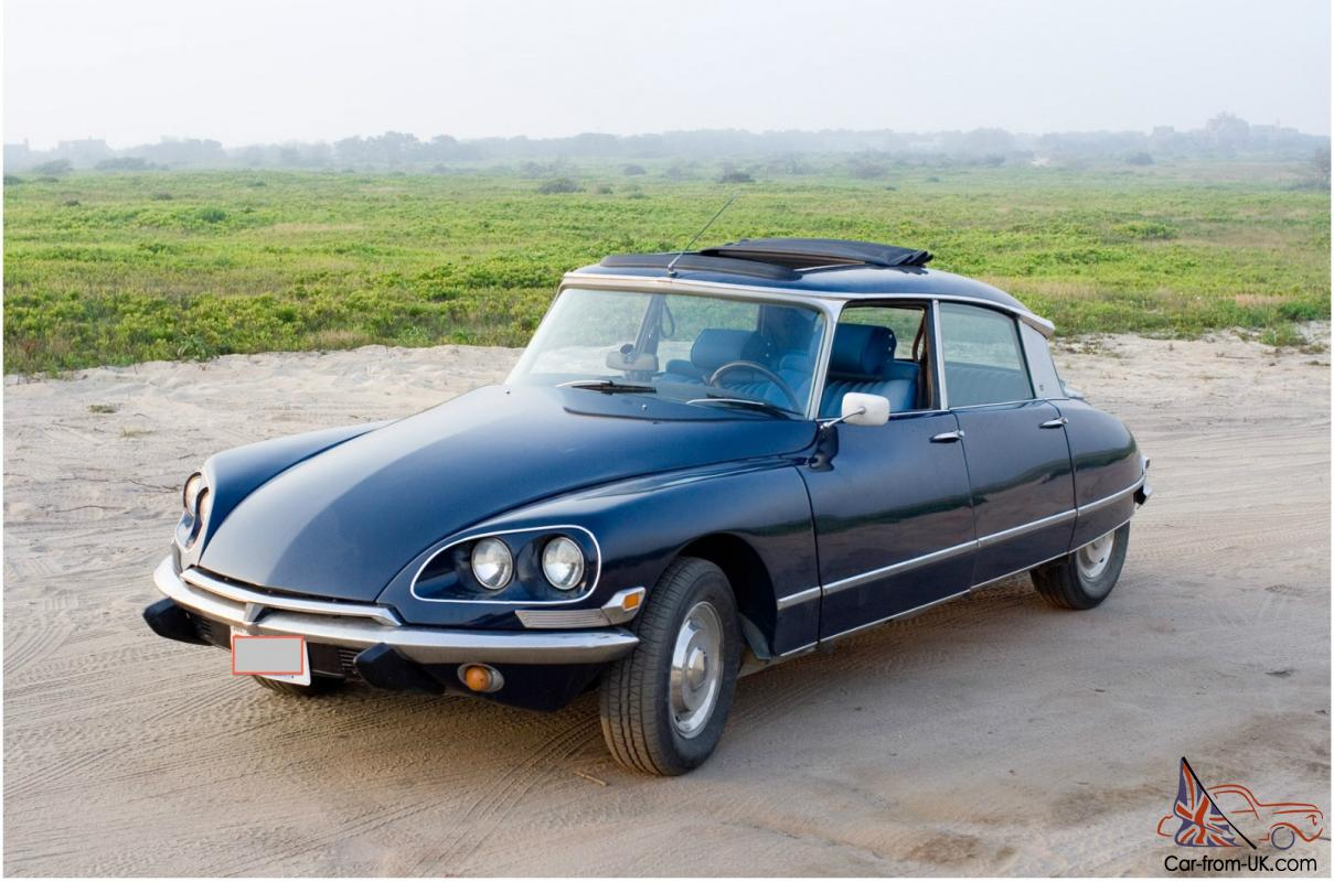 1971 Citroen Ds21 Pallas