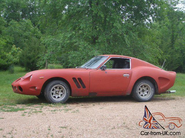 High Quality Ferrari 250 Gto Replica Built On Datsun 260 Z Chassis Photo Great Pictures