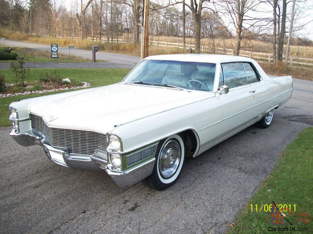 1965 cadillac coupe deville. Cars Review. Best American Auto & Cars Review