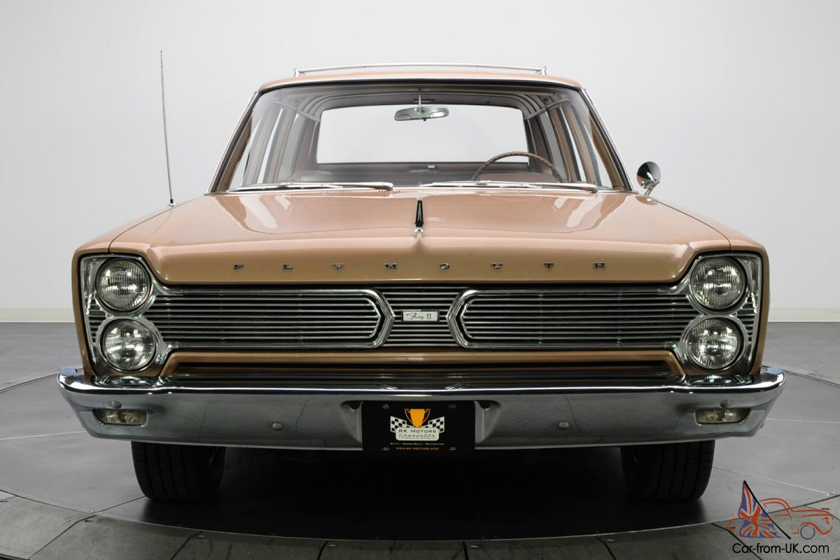 1966 plymouth fury 2 station wagon 318 poly wide block. Black Bedroom Furniture Sets. Home Design Ideas