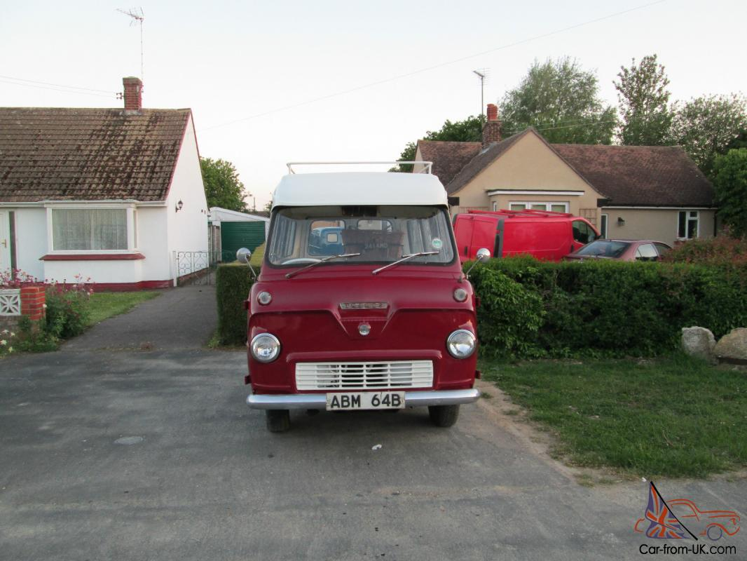 5f26e57f0720 thames ford 400e camper van Photo