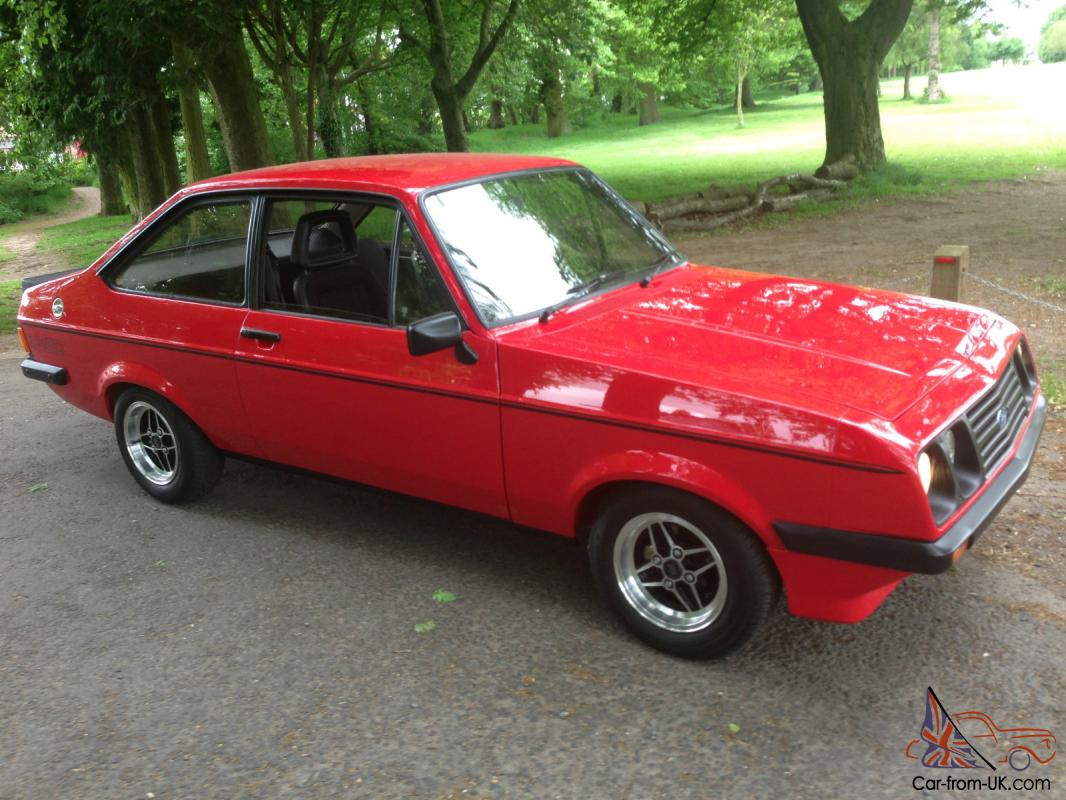 ford escort rs 2000 custom 1980 full nut and bolt restoration. Black Bedroom Furniture Sets. Home Design Ideas