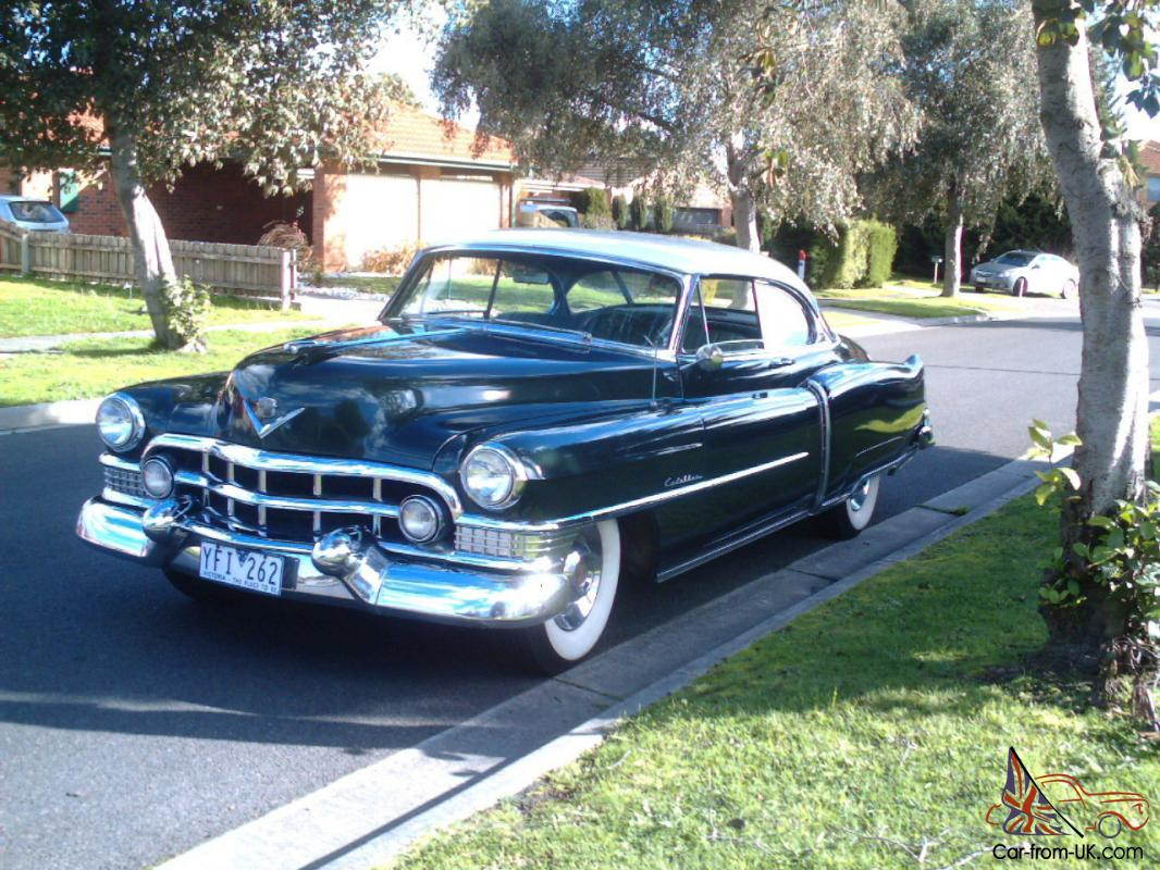 1951 cadillac series 62 coupe deville publicscrutiny Image collections
