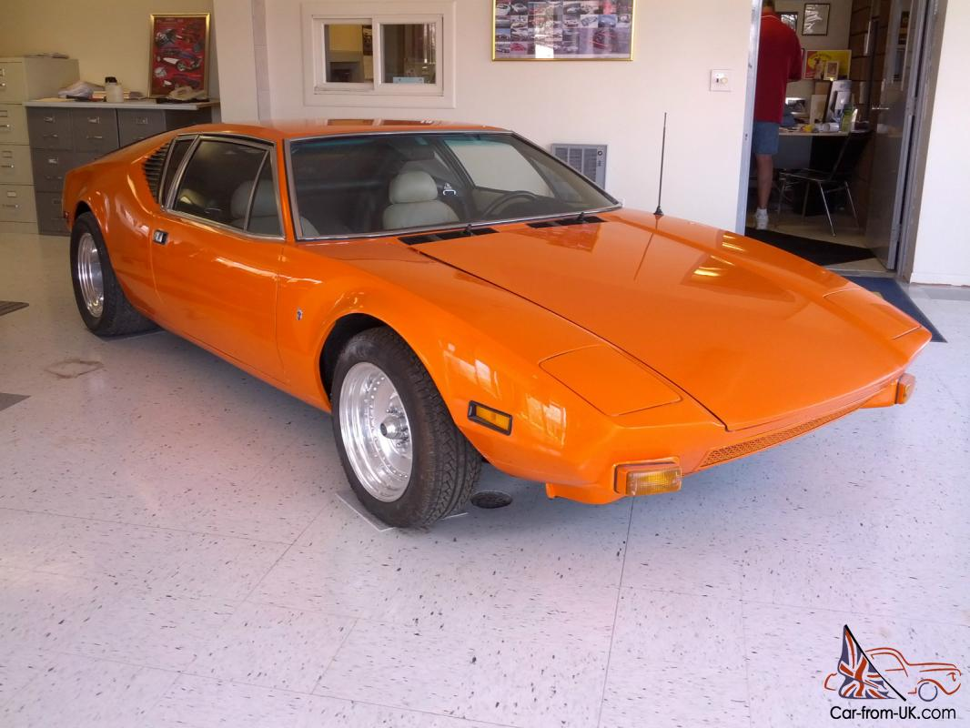 1974 ford pantera for sale. Cars Review. Best American Auto & Cars Review