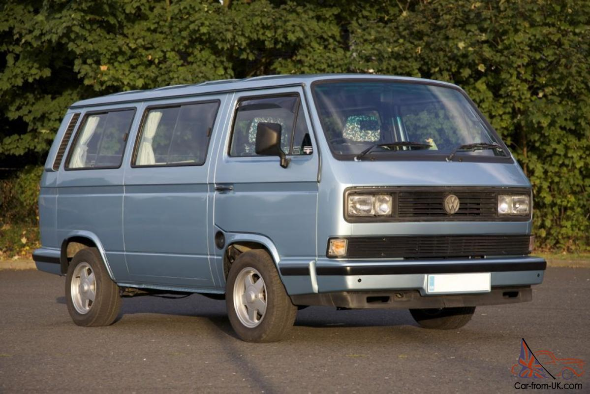 Volkswagen Caravelle 2 5i T25 T3 South African 1992