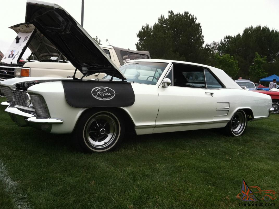 1963 buick riviera 65 800 mile car for Motor mile auto sales