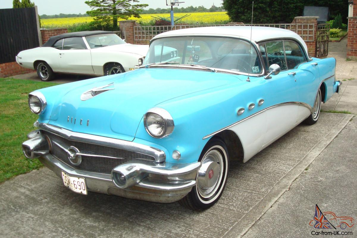 1956 buick special 322 v8 auto for 1956 buick special 4 door hardtop