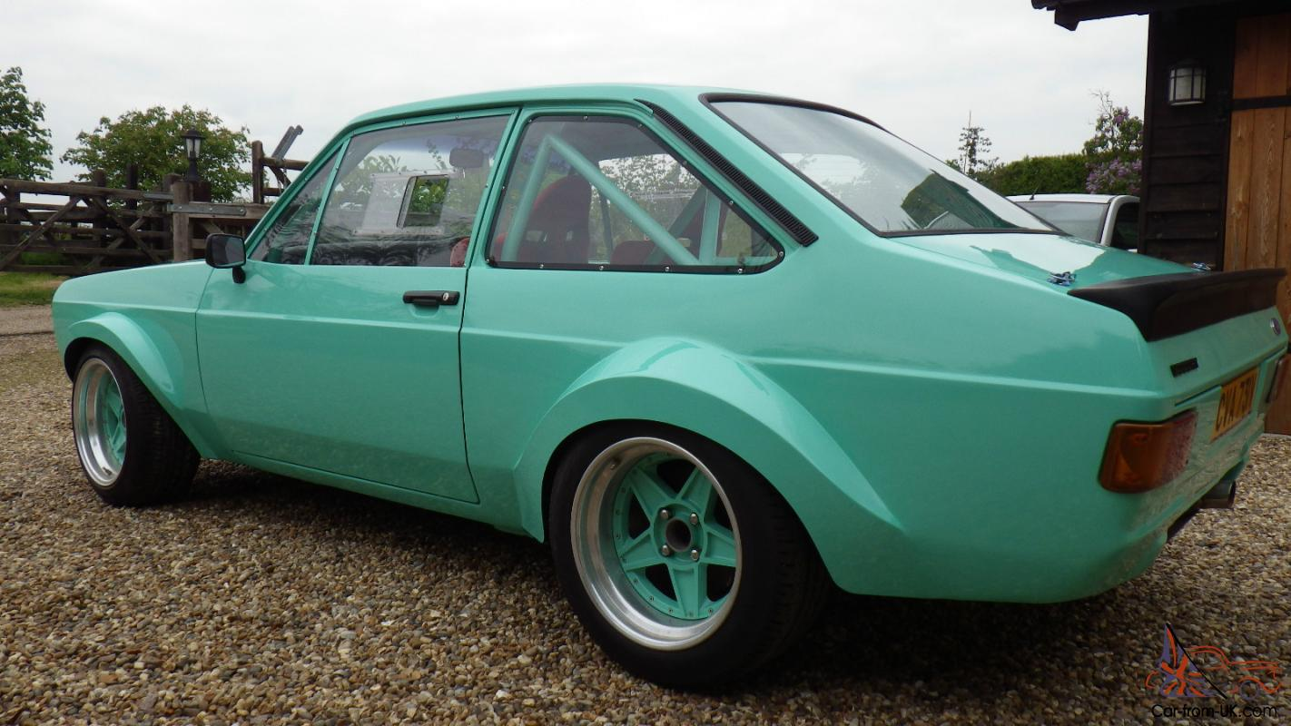 FORD ESCORT MK2 1980/RALLY CAR/RACE CAR/ROAD CAR