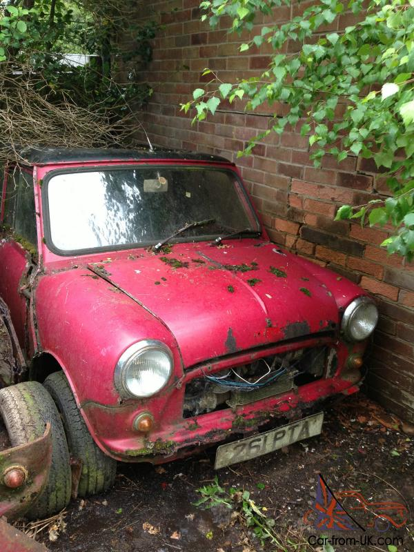 Car Restoration Projects For Sale Ebay