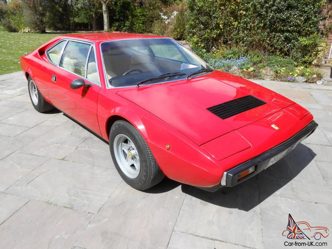 ferrari 308 coupe red ebay motors 390611344345