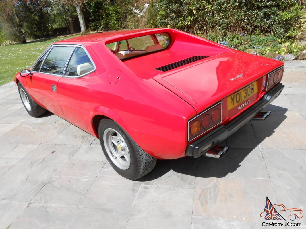 ferrari 308 coupe red ebay motors 390611344345. Black Bedroom Furniture Sets. Home Design Ideas