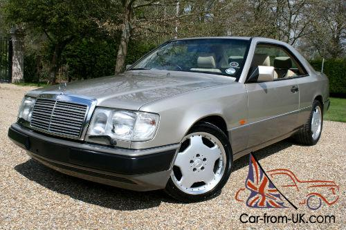 Mercedes w124 coupe for sale