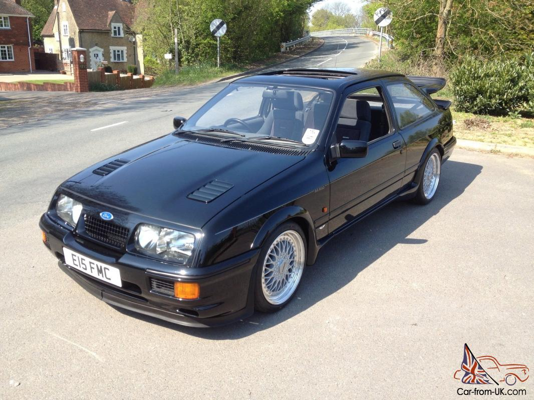ford sierra cosworth rs500. Black Bedroom Furniture Sets. Home Design Ideas