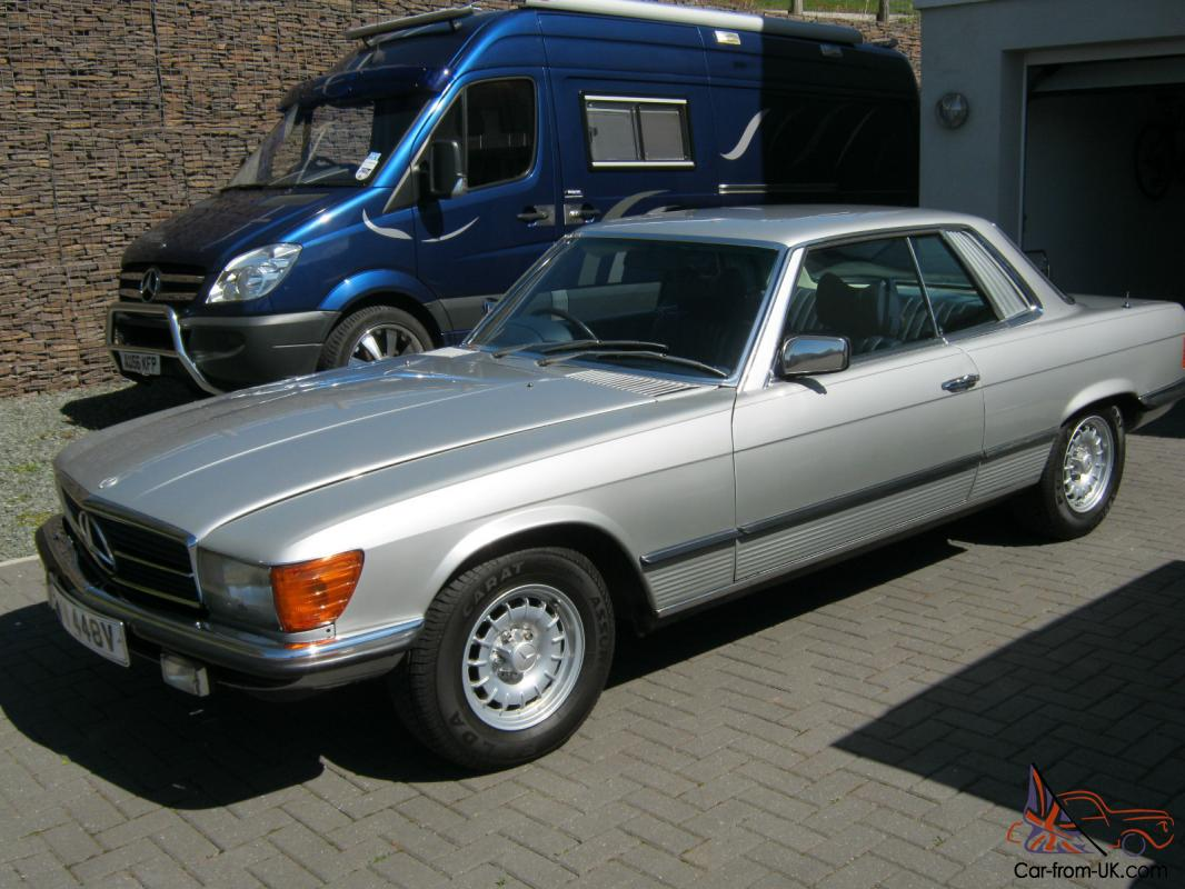 1979 mercedes benz 450 slc coupe