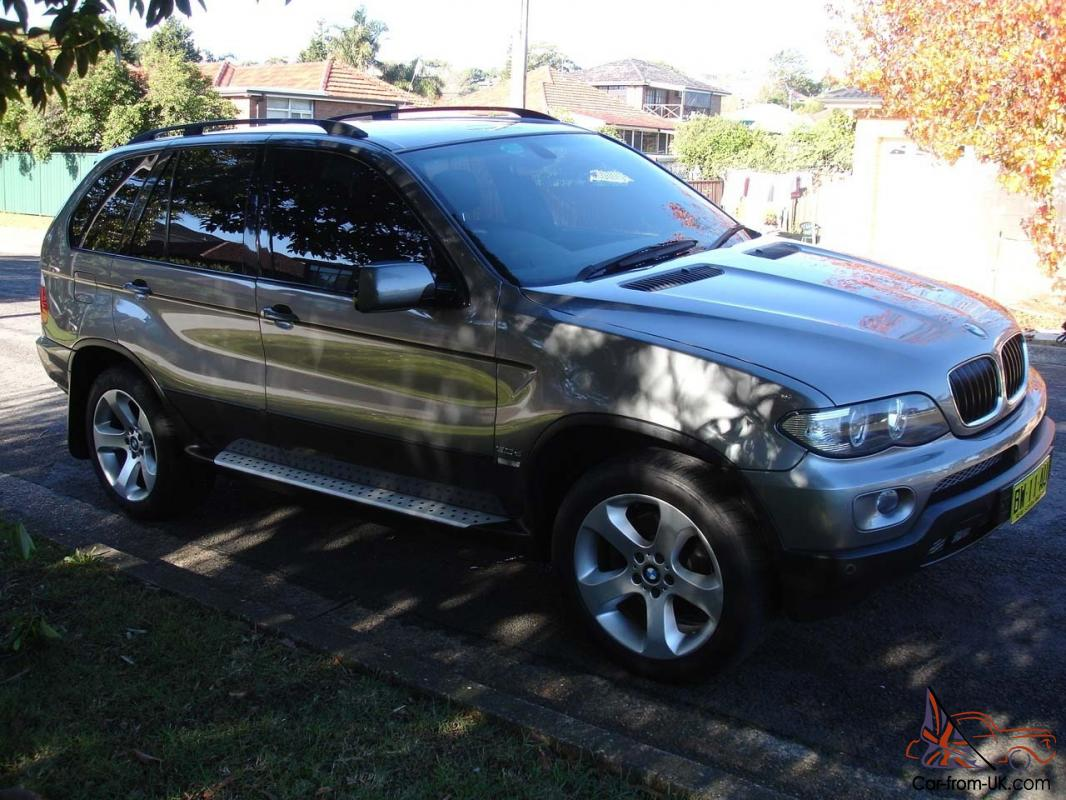 Bmw X5 2005 3 0 Diesel Factory Sport With Panaramic Roof