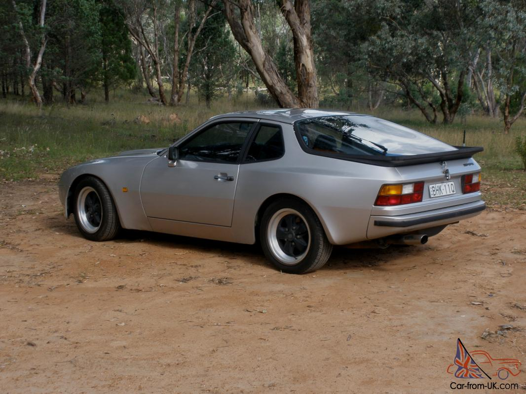 1982 Porsche 944 related infomation,specifications - WeiLi ...