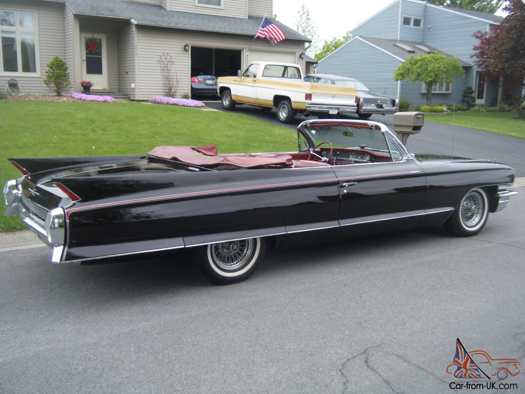 1962 cadillac eldorado convertible nice listing 1959 1960 and 1976 caddy soon. Black Bedroom Furniture Sets. Home Design Ideas
