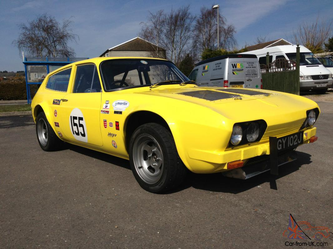 Scimitar GTE /Sprint/Hillclimb/Track/Road Rally/Competition ...