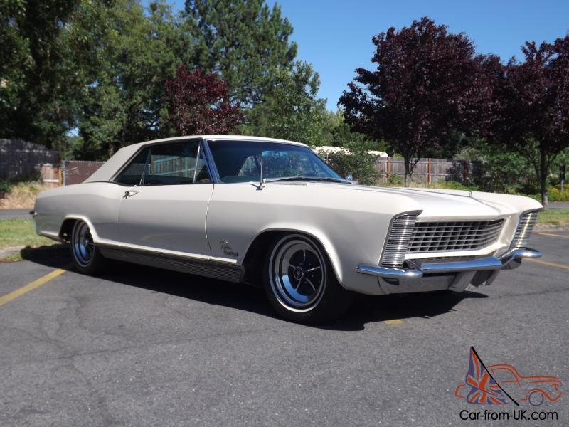 1965 Buick Riviera Gran Sport. for sale