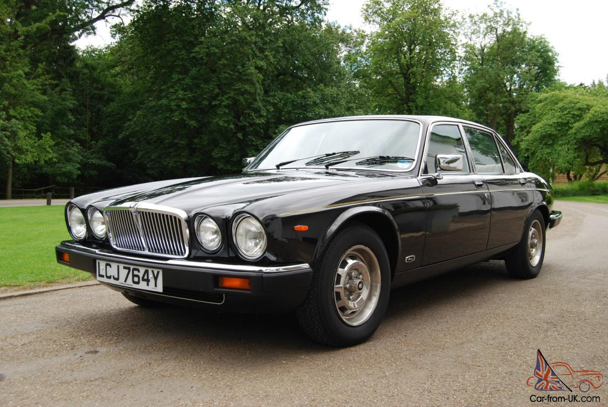 jaguar xj6 series 3 mint condition. Black Bedroom Furniture Sets. Home Design Ideas