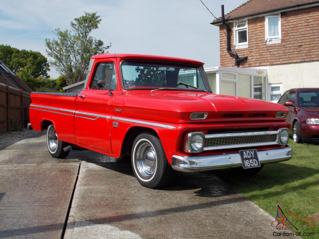 1966 chevrolet gm truck - photo #45