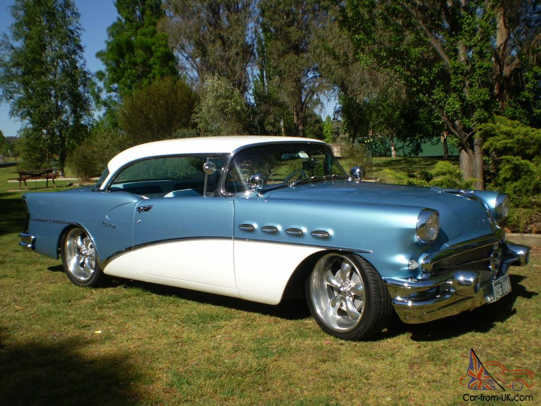 classic 1956 buick century 66r coupe beautifully restored seeing is believing. Black Bedroom Furniture Sets. Home Design Ideas