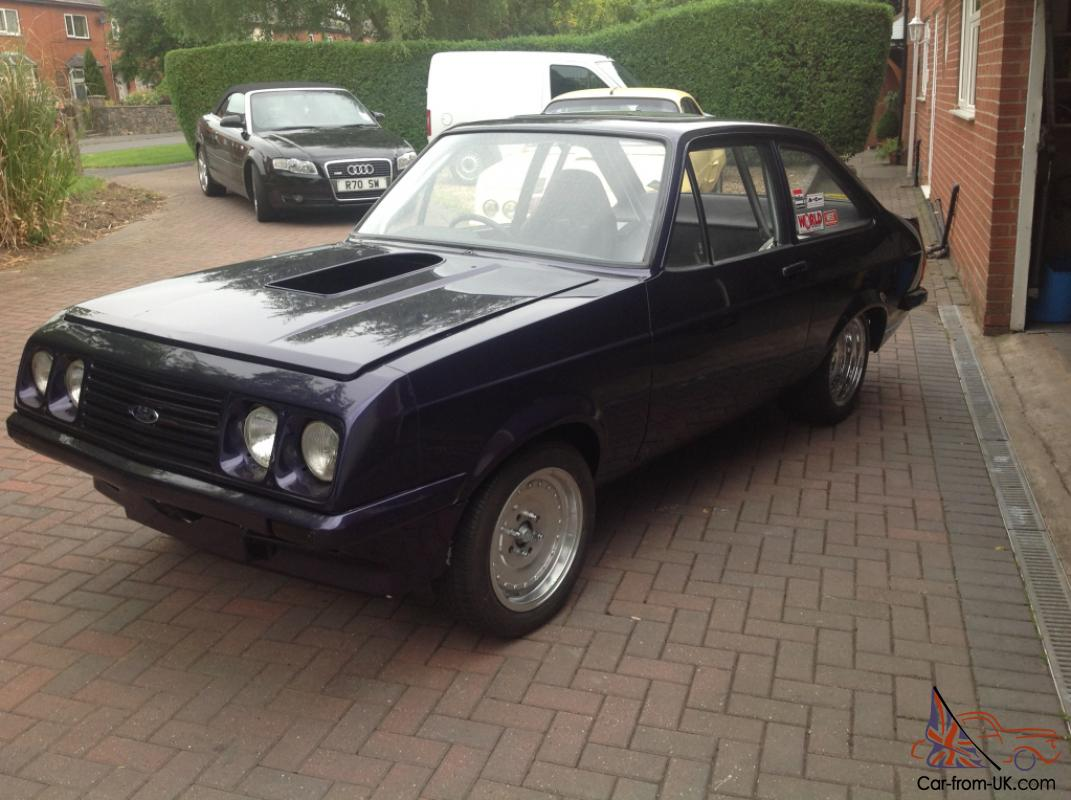 Mk2 Pro Street lots of money spent early P reg superb shell for sale