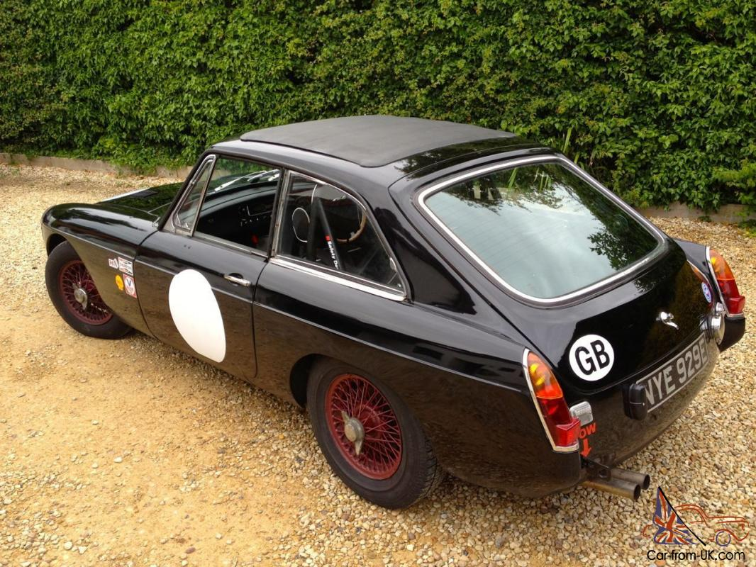 Type Of Car Oil >> MGB GT Oselli Sebring1967