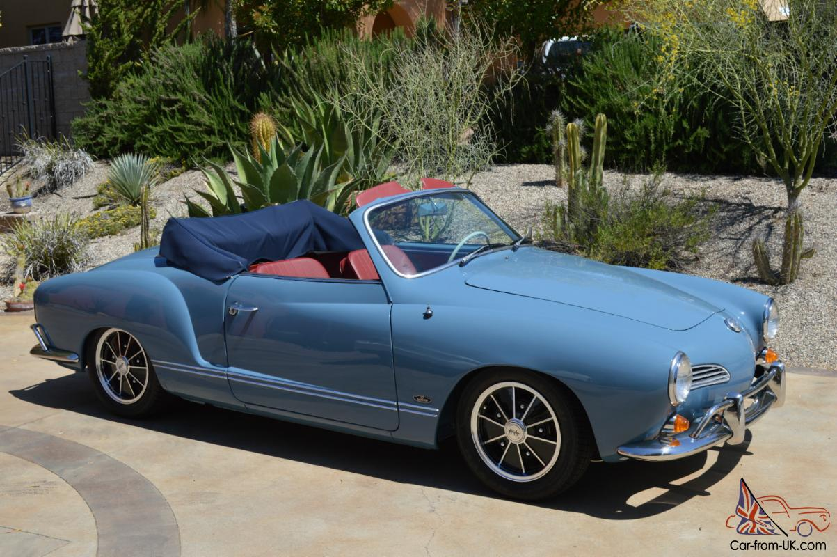 1966 volkswagen karmann ghia convertible. Black Bedroom Furniture Sets. Home Design Ideas