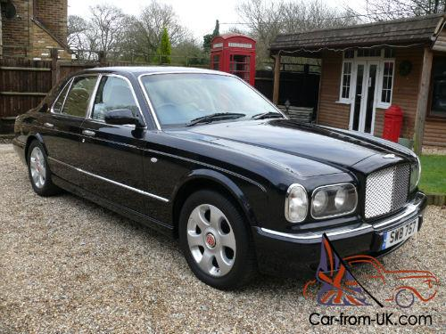 Rolls Royce Bentley Arnage 6 8 Red Label 2001 23000 Miles