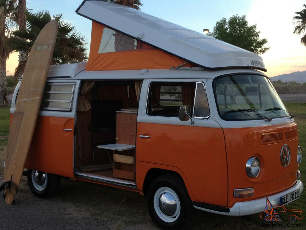 1969 vw bus westalia stunning tiki surfers special. Black Bedroom Furniture Sets. Home Design Ideas