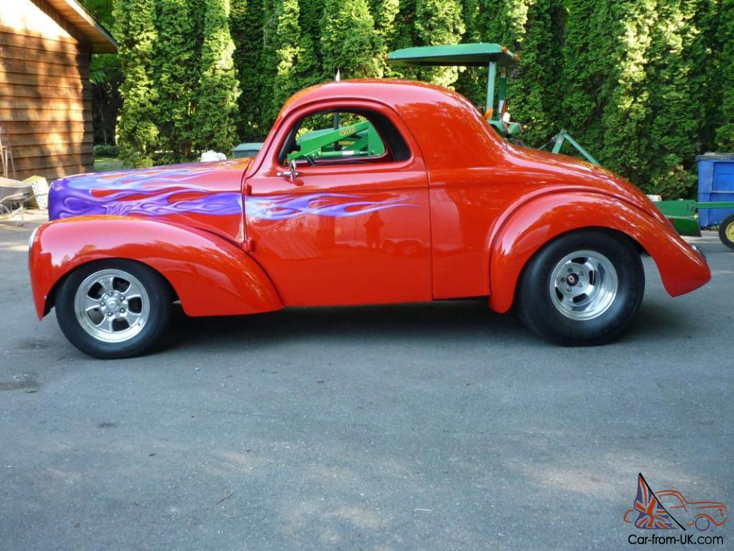 Pro Street Willys Coupes For Sale Autos Post