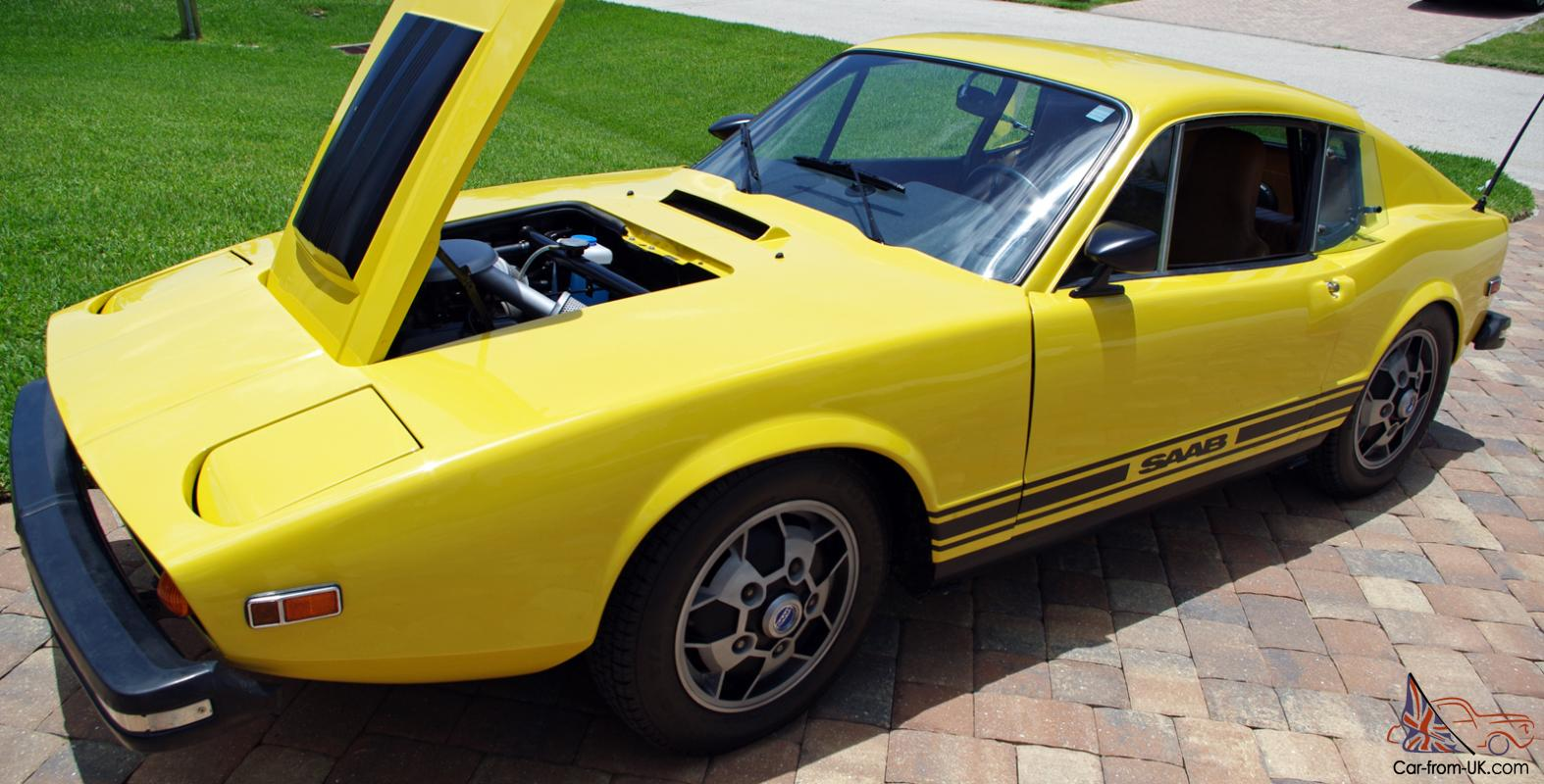 Cool Old Classic Car: 1974 Saab Sonett III Vintage Classic Sports ...