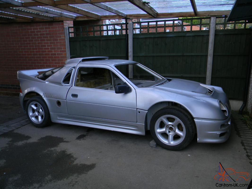 FORD RS200 KIT CAR REPLICA. MID MOUNTED COSWORTH ENGINE. TRACK DAY.