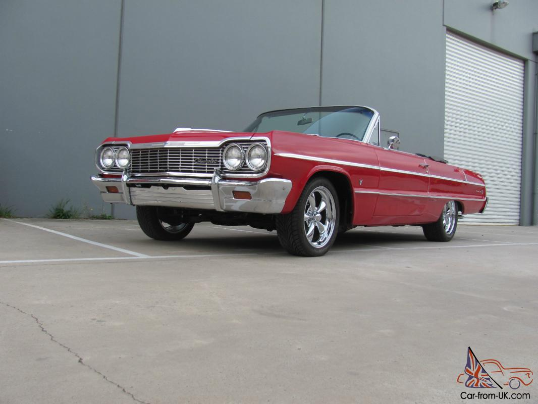 64 impala for sale convertible