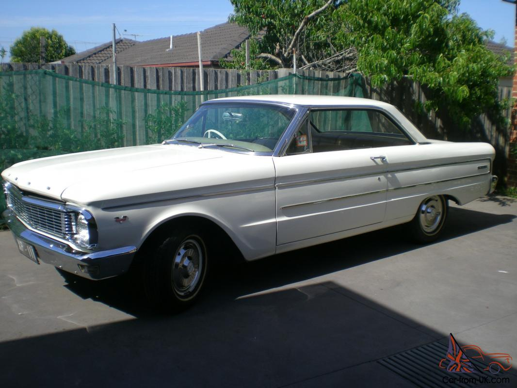 ford falcon futura xp coupe