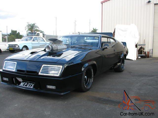 mad max interceptor 1973 xb ford falcon gs coupe hardtop not gt xa xc. Black Bedroom Furniture Sets. Home Design Ideas
