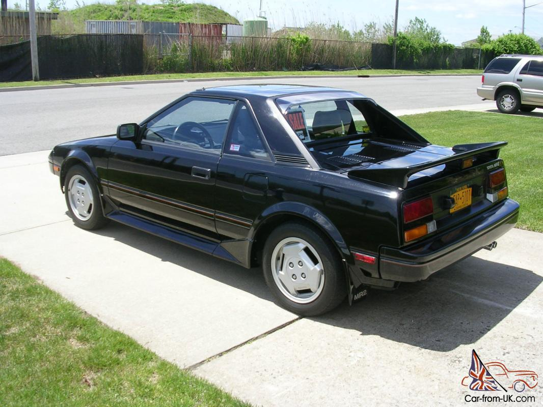 1986 toyota mr2 gt coupe 2 door 1 6l. Black Bedroom Furniture Sets. Home Design Ideas